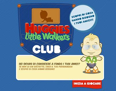 Huggies - Little Walkers Jeans Facebook App