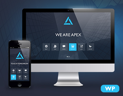 Apex Responsive WordPress Theme