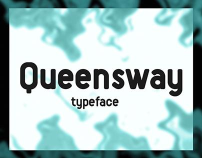 Queensway typeface