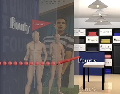 Merchandising - Fourty