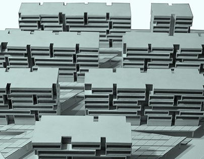 Qom Residential Building