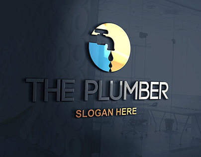 The Plumber Logo