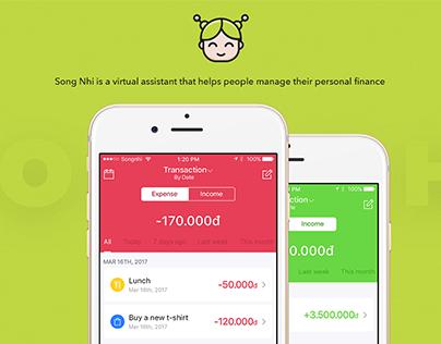 Song Nhi app