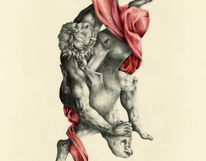 Mythology - drawing series