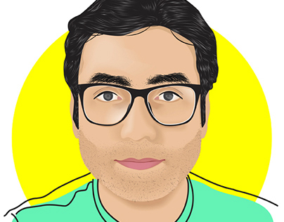 My Portrait Illustration