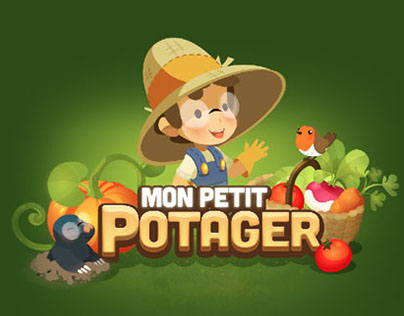 "UPDATED: ""Mon Petit Potager"", for Ipad"