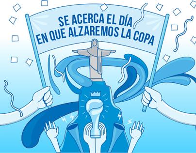 Cuenta de ahorros Mundial Brasil 2014
