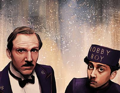 M. Gustave and Zero