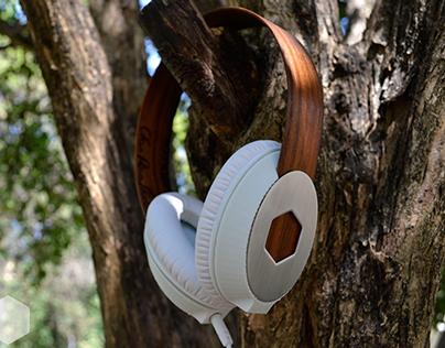 Prismatk Headphones
