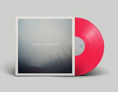 Norfolk : Cleanser LP Vinyl