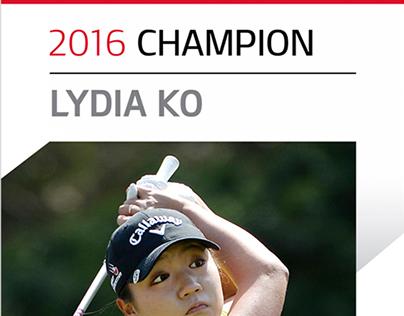 LPGA KIA Classic Champions
