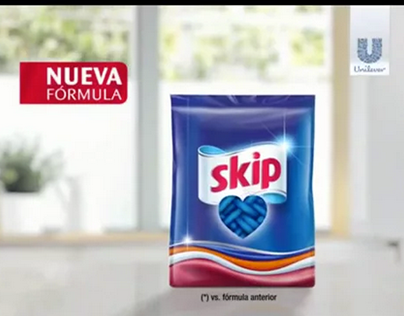 Skip Hears Liquid