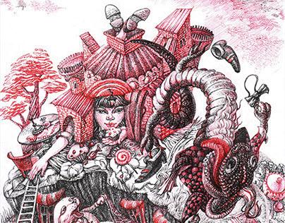 Alice's andventures in Wonderland
