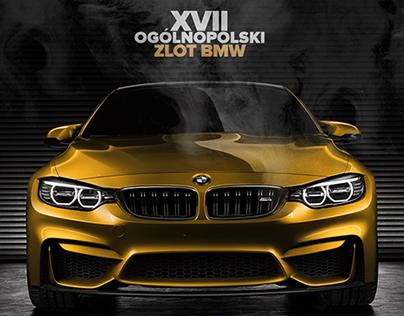 Event stuff & BMW M-Power Club Identity