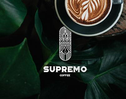 supremo coffee 'LOGO