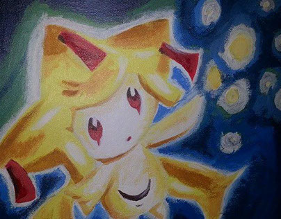 Pokemon - Jirachi