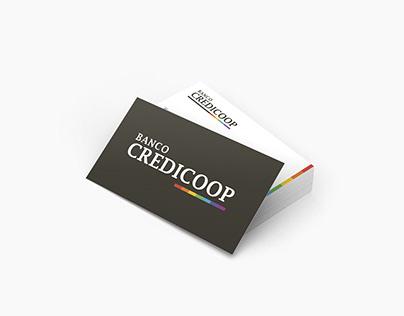 Banco Credicoop - Re-diseño de marca