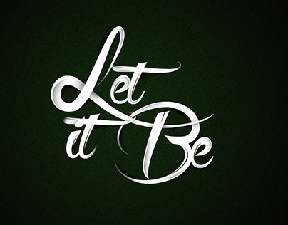 LET IT BE TSC Freestyle
