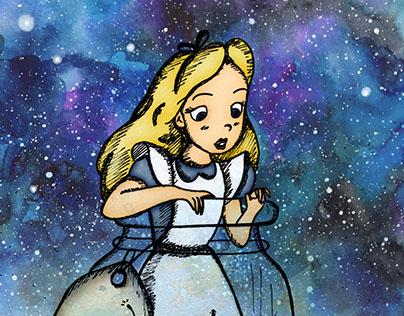Wonderland - Illustration