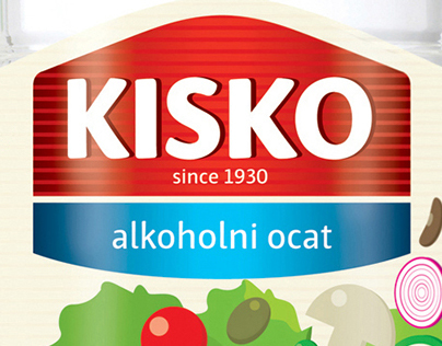 KISKO vinegar