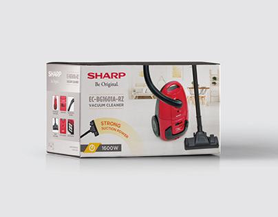 Packaging - Sharp