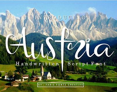 Austria Font