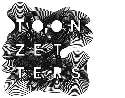 TOONZETTERS - event identity