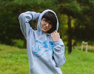 Hoodies and T-shirts