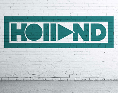 DJ Holland Branding