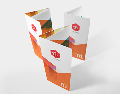 OhsemPro - Trifold Mockup