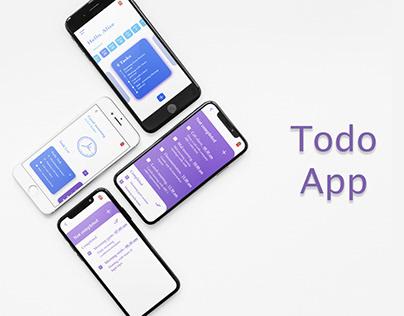 Minimalist Planner/ToDo App