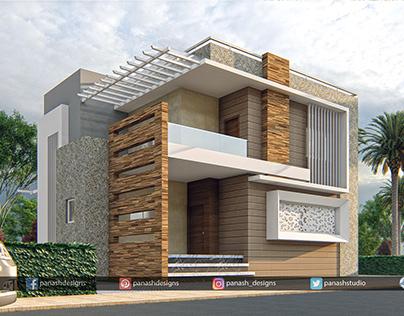 Modern House Design   Two Storey House Design