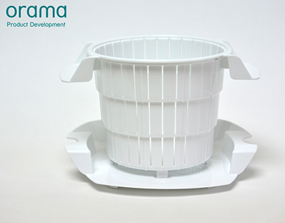 Cheese mold for Bӧrner Gmbh