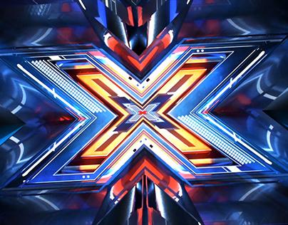 X-Factor 8 Ukraine, Promo Titles