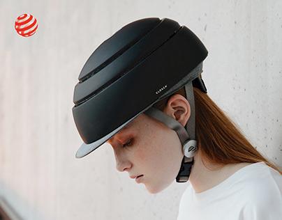 CLOSCA Foldable Helmet