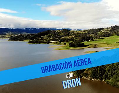 Grabación aérea con dron - Aerial drone video