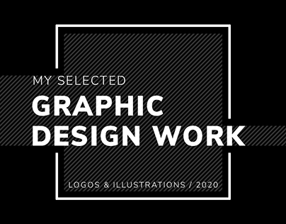 My Selected Graphic Design Work