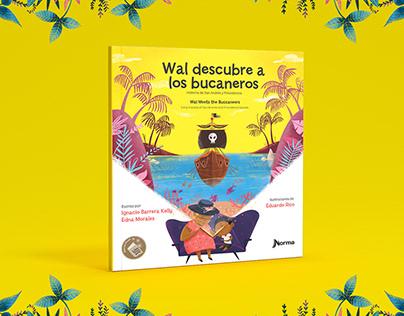 Wal Descrubre a los Bucaneros