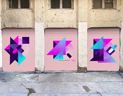 Geometric Art 2020 New forms