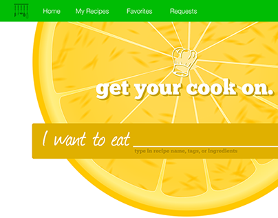 Simple Recipe Webapp