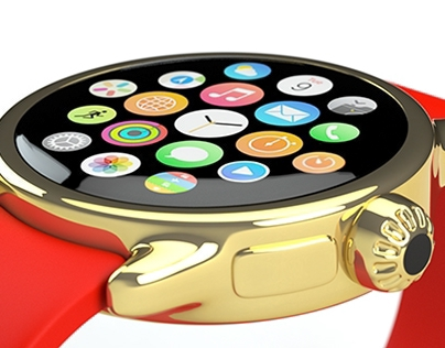 Apple Watch - Rounded