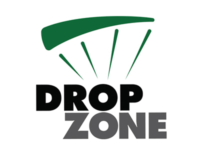 Drop Zone Strategies Logo Design