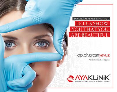 Aya Klinik // Branding