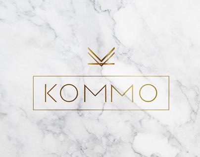 Kommo branding