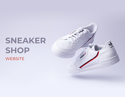 Sneaker Shop | Website