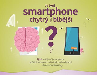 Vodafone - Smart or Dumber - never released
