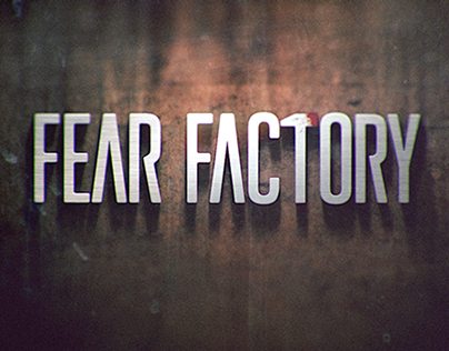 FEAR FACTORY - TEASER