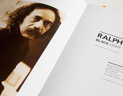 Ralph Hotere Black Light | Editorial