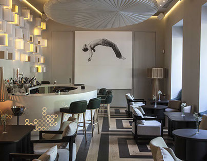 OTTO Restaurant (Madrid) June 2014