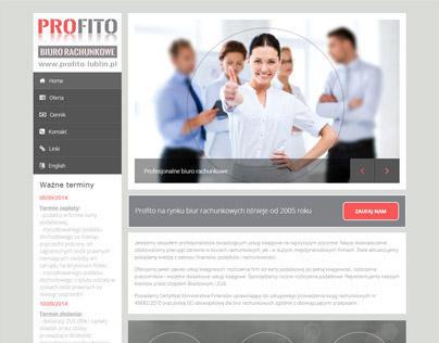 Profito WebSite